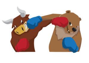 bull vs bear in markets