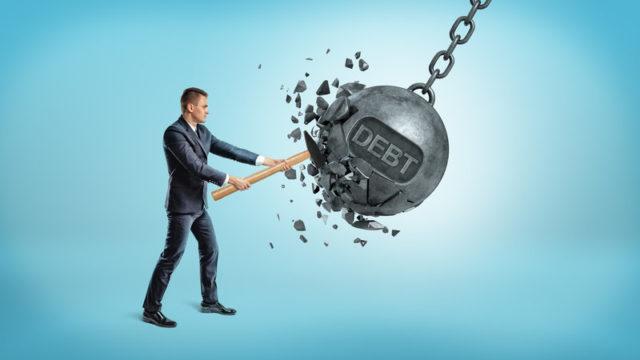 unproductive vs productive debt