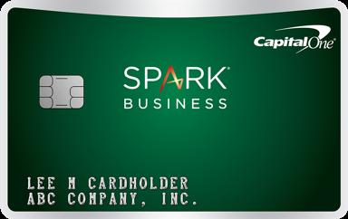 Capital One Spark Business Rewards Credit Card