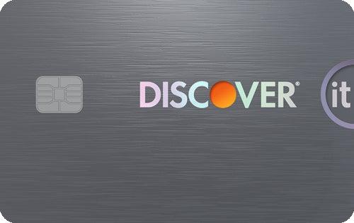 Discover It Secured Rewards Credit Card